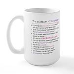 Top 10 {Scrapbook} Large Mug