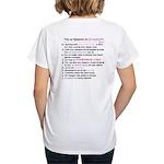 Top 10 {Scrapbook} (doublesided) Women's V-Neck T-