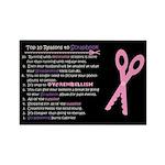 Top 10 {Scrapbook} Rectangle Magnet (10 pack)
