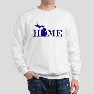 HOME - Michigan Sweatshirt