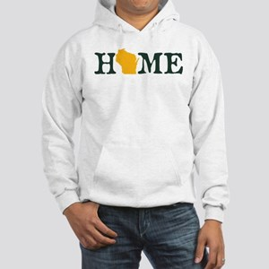 HOME - Wisconsin Hooded Sweatshirt