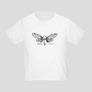 Cicada Illustration T-Shirt