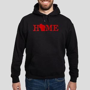HOME - Wisconsin Hoodie (dark)