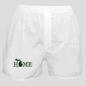 HOME - Michigan Boxer Shorts
