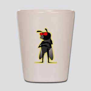 Bug of Mystery Shot Glass