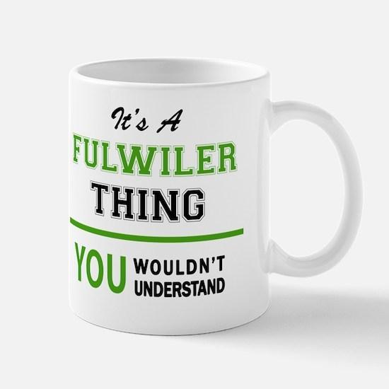 Unique Fulwiler Mug