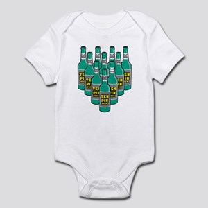 Beer Pins Infant Bodysuit