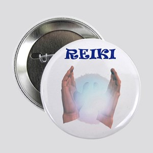 Reiki Hands Button