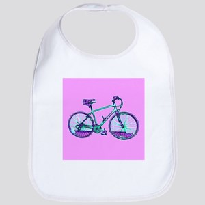 Bike Cycling Bicycle Pink Wondrous Velo Design Bib