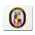 USS LABOON Mousepad