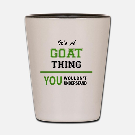 Cute Goat Shot Glass