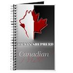 German Shepherd Canadian pride - Journal