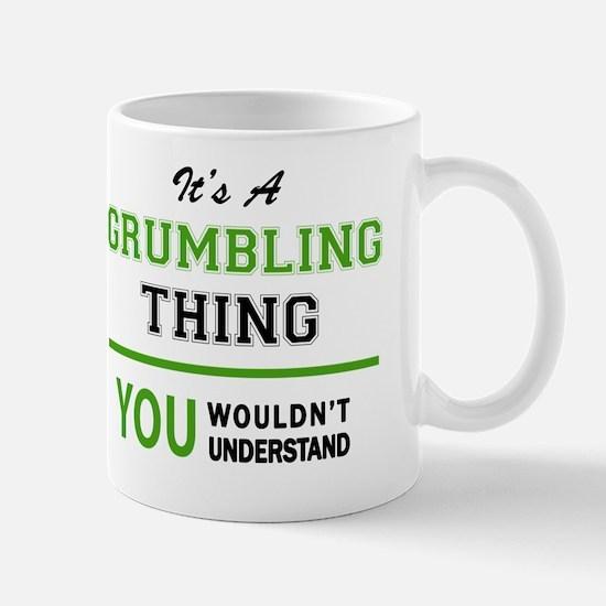 Cute Grumbling Mug