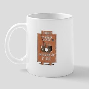 Fire Alarm Mug