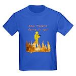 Bad Tippers Serve Kids Dark T-Shirt