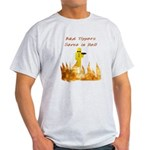 Bad Tippers Serve Light T-Shirt