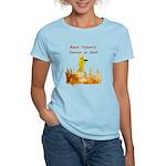 Bad Tippers Serve Women's Light T-Shirt