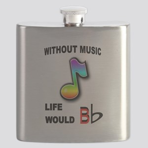 MUSIC NOTE Flask
