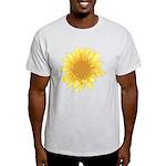 Elegant Sunflower Light T-Shirt