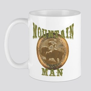 Mountain man gifts and t-shir Mug