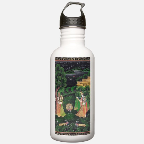 Miniature painting Water Bottle