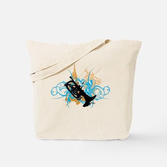 Urban Mellophone Tote Bag