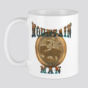 The Mountain Man or trappers, Mug