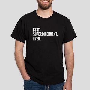Best Superintendent Ever T-Shirt