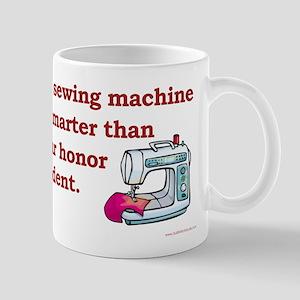 Sewing Machine/Honor Student Mug