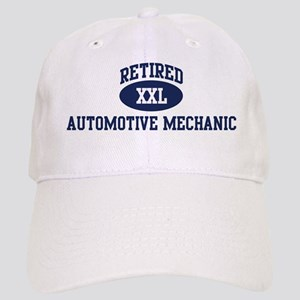 Retired Automotive Mechanic Cap
