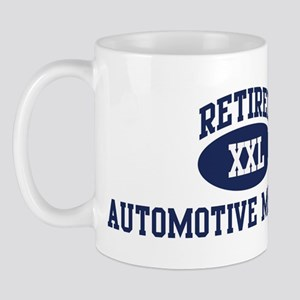 Retired Automotive Mechanic Mug