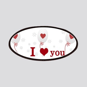 Love I Heart You Patch