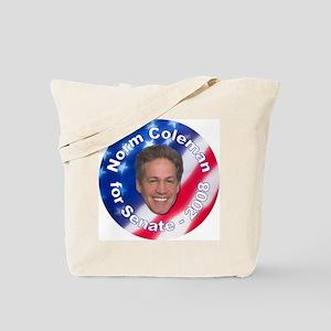 """""""Norm Coleman 2008"""" Tote Bag"""