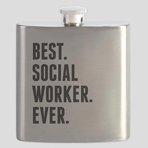 Best Social Worker Ever Flask