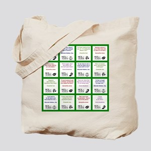 SATC COLLAGE (GREEN) Tote Bag