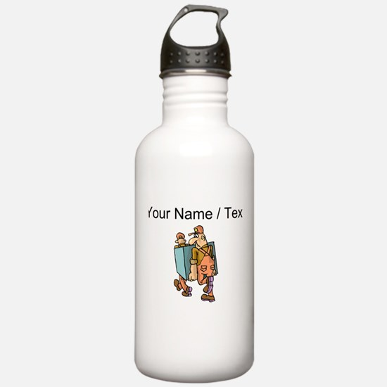 Custom Movers Water Bottle