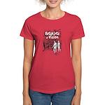 Outskirts Of Vision Women's Dark T-Shirt