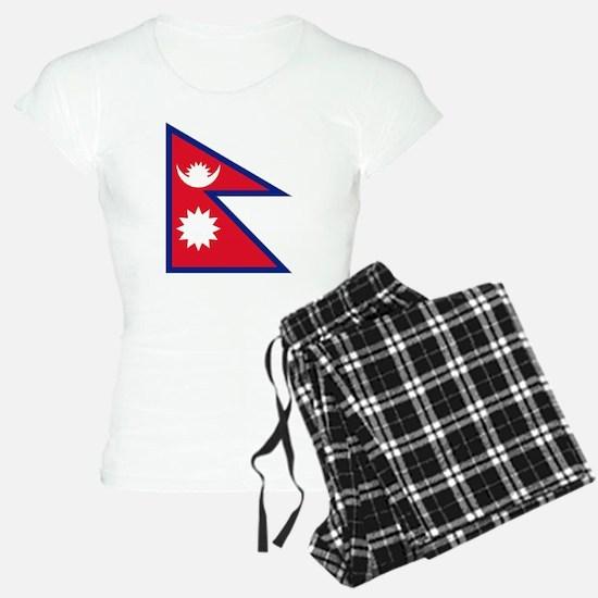 Nepalese flag Pajamas