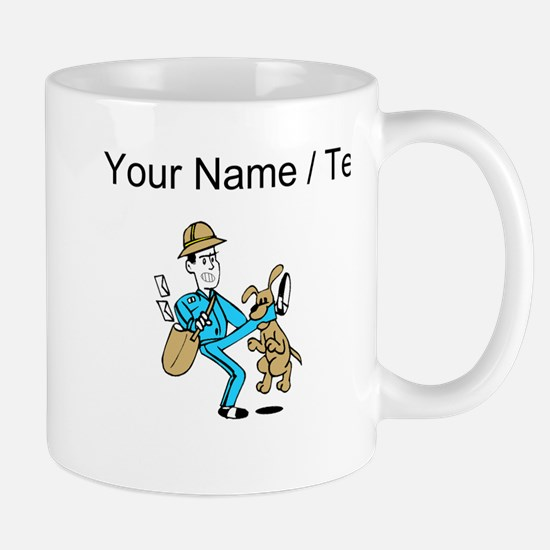 Custom Mailman Mugs