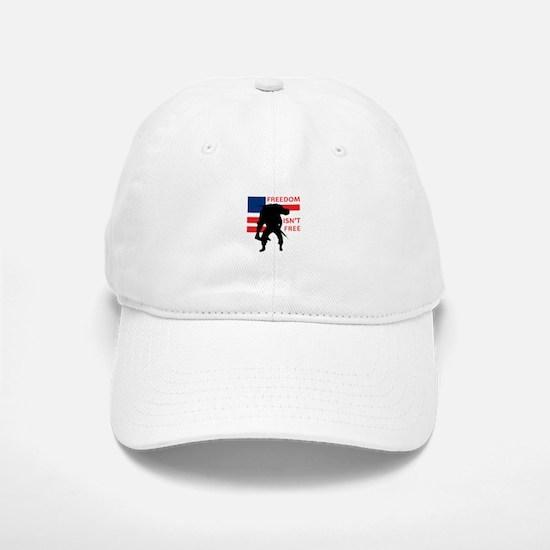 FREEDOM ISNT FREE Baseball Cap