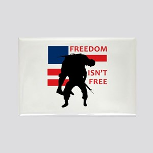 FREEDOM ISNT FREE Magnets