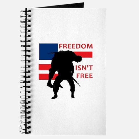 FREEDOM ISNT FREE Journal