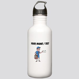 Custom Mail Carrier Water Bottle