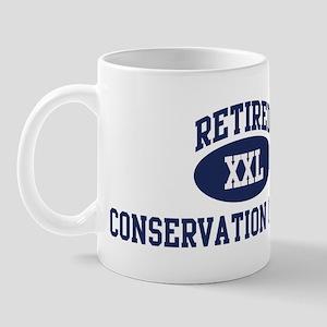 Retired Conservation Officer Mug