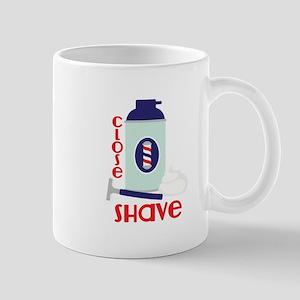 Close Shave Mugs