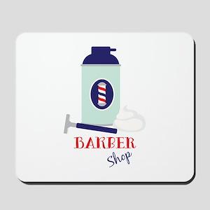 Barber Mousepad