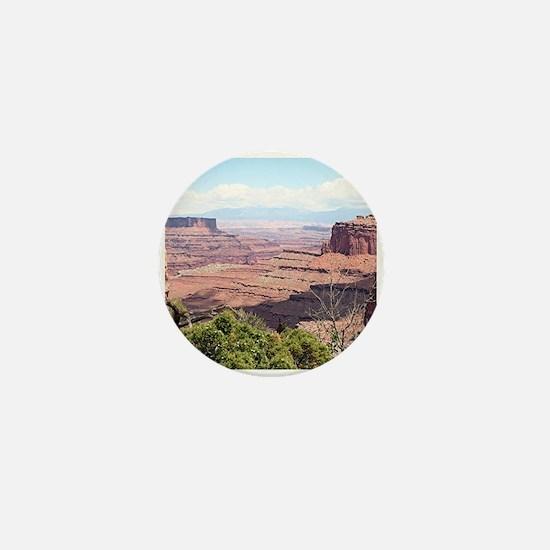 Canyonlands National Park, Utah, USA 1 Mini Button