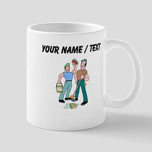 Custom Janitors Mugs