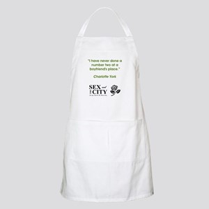 NUMBER TWO Apron