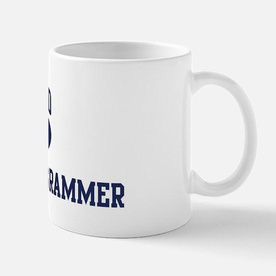 Retired Computer Programmer Mug